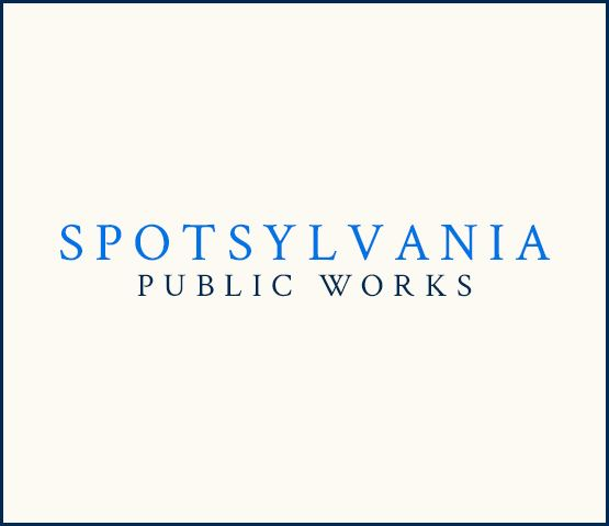 Spotsylvania Virginia Public Works